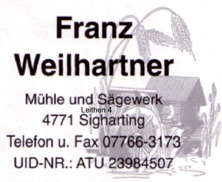 Weilhartner